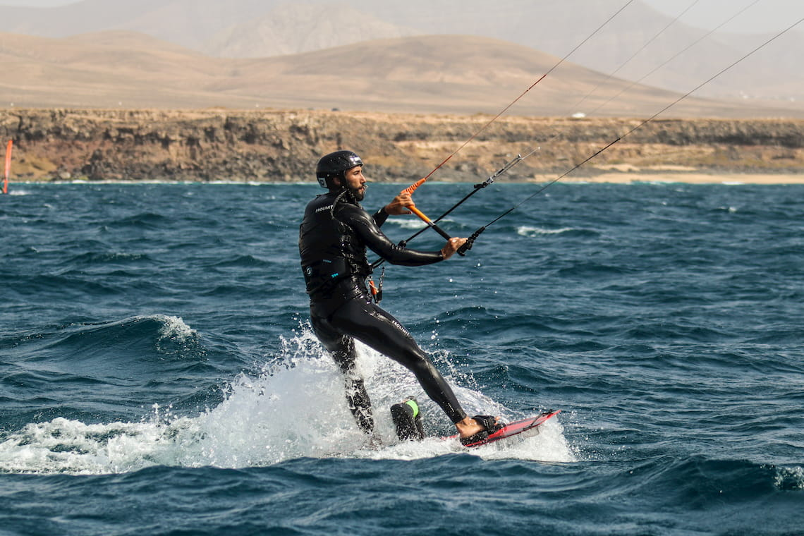 5 day kitesurf course